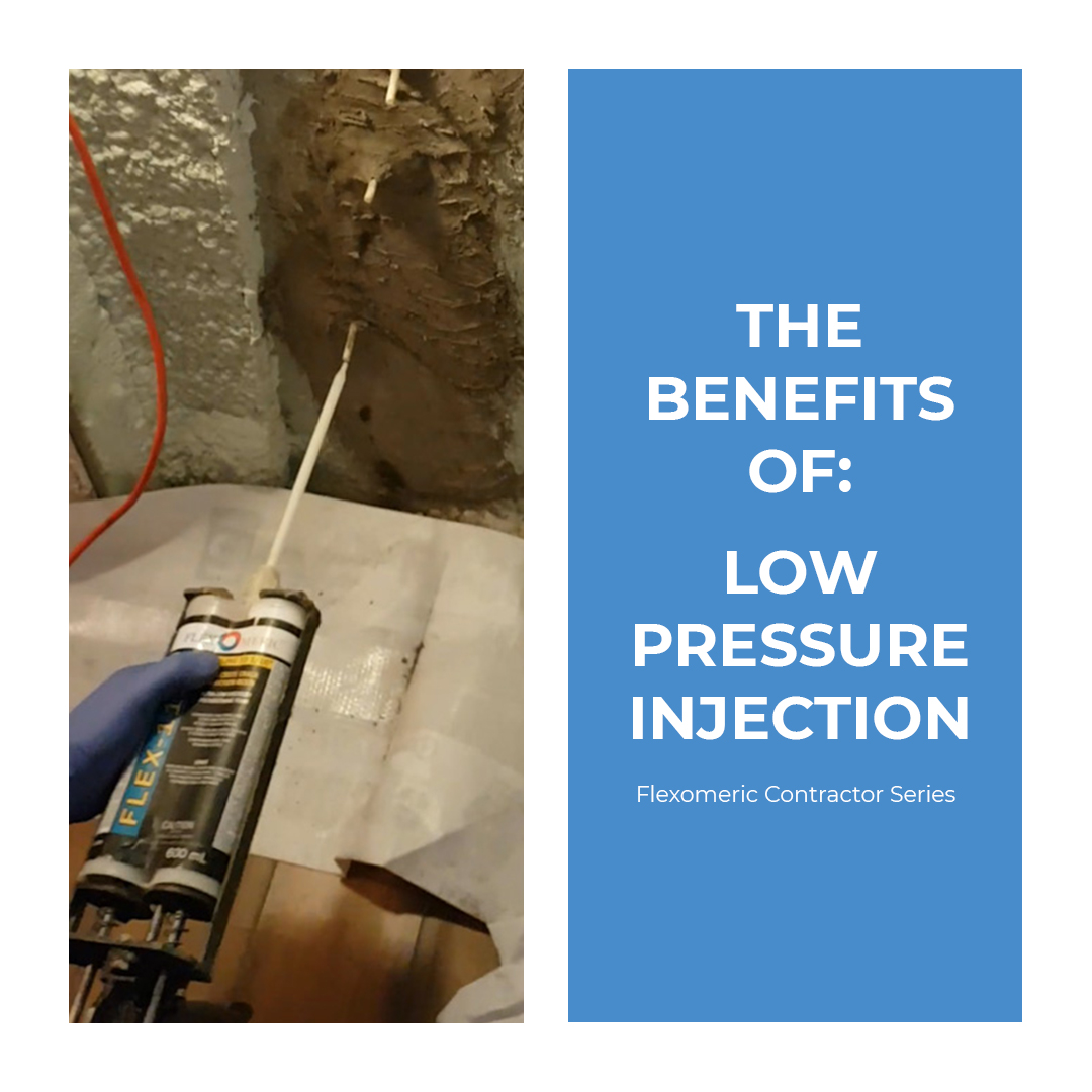 The Benefits of Low-Pressure Injection