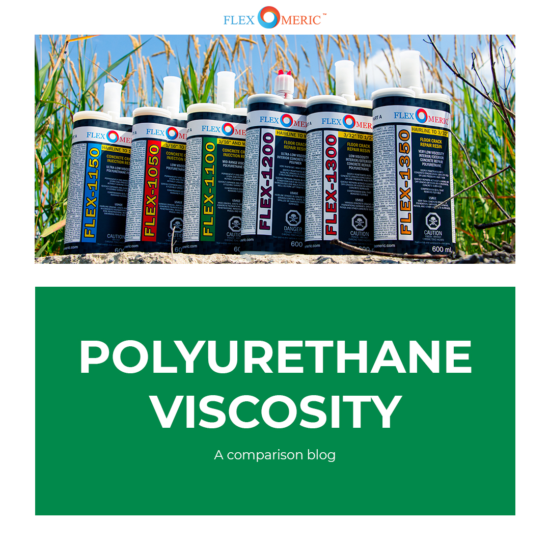 The Differences In Polyurethane Viscosity