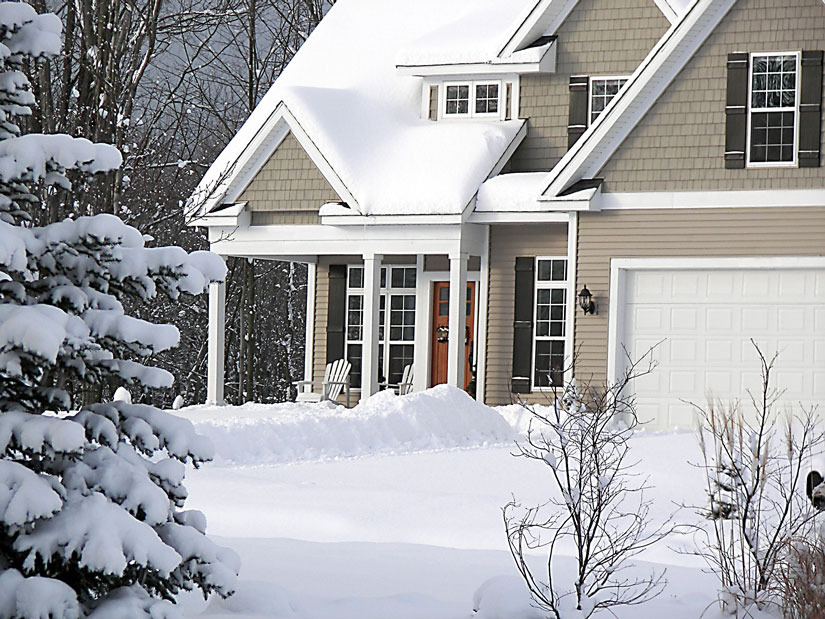 Melting Snow Can Cause a Wet and Leaky Basement