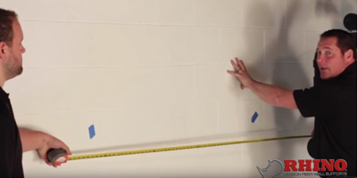 How to measure wall for rhino carbon fiber
