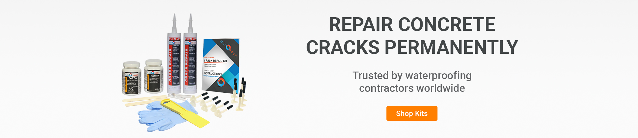 Do it yourself foundation crack repair kits solutioingenieria Image collections