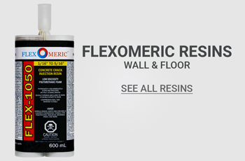 Selection of flexible polyurethane resins