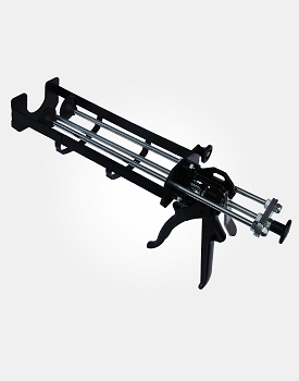 Hand Operated Dual Cartridge Injection Gun