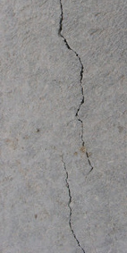 Types of cracks in concrete for Poured concrete foundation cracks